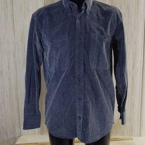 Cabela's Corduroy Long Sleeve Shirt